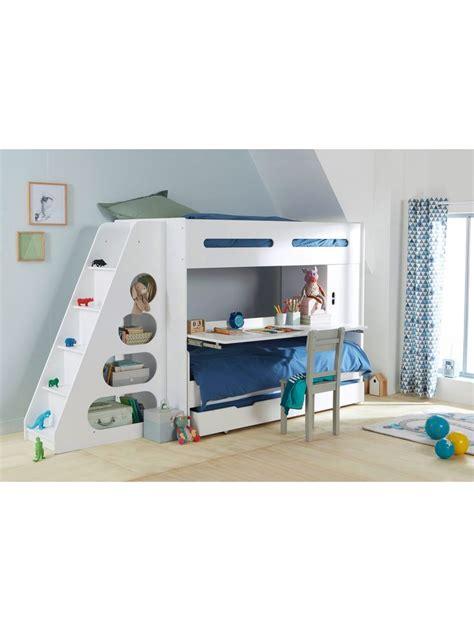 chambre enfant combine 17 meilleures id 233 es 224 propos de lit mezzanine sur