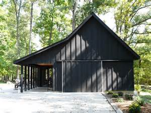 Barn Garages County Line Barn Contemporary Garage And Shed