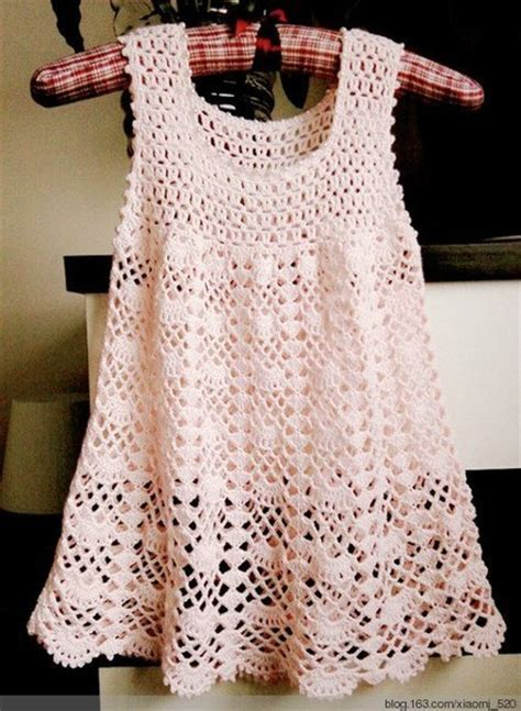 pattern crochet for dress fan mesh baby dress pattern crochet crochet kingdom