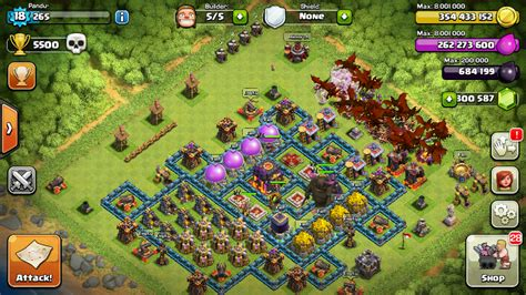 how to upgrade players in clash of clans clash of clans private servers for android ios latest