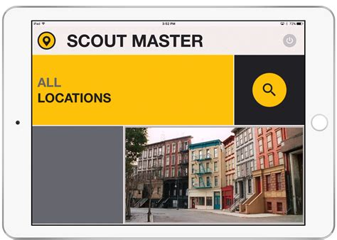 Home Scouting by Scout Master Location Scouting App