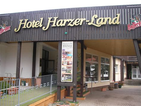 harzer land haus braunschweig haus gotha bild quot eingang quot zu hotel harzer land haus braunschweig