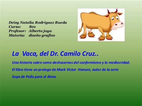 libro minicuentos de vacas y la vaca del dr camilo cruz
