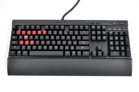 Keyboard Corsair corsair vengeance k70 keyboard review