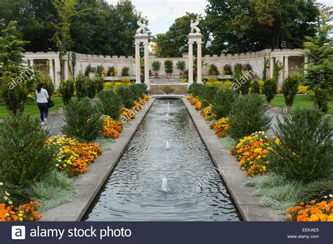 untermyer gardens conservancy in yonkers ny stock photo royalty free image 77871981 alamy