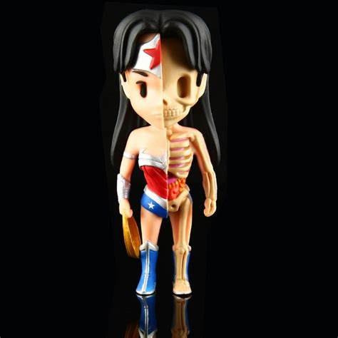 Mighty Jaxx Superman Monochrome xxray superman by jason freeny x mighty jaxx mindzai