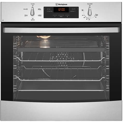 Westinghouse Kitchen Appliances Reviews by Wve615s Westinghouse Electric Wall Oven In Oven Grill