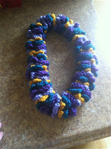 free crochet pattern hawaiian lei ravelry how to crochet a hawaiian lei pattern by corina gray