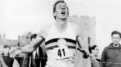 roger banister athlete sir roger bannister has passed away aged 88