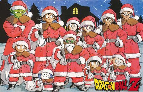 imagenes de navidad dragon ball z musica de fondo dbz para tus videos regalo de navidad