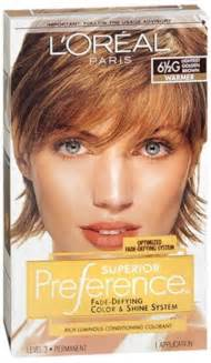 lightest golden brown hair color l oreal superior preference hair color 6 5g lightest