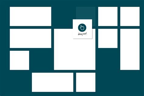 jquery div jquery div网格布局可拖动实现自由布局代码