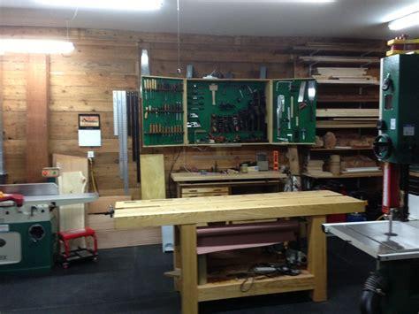 joes garage joe s garage workshop the wood whisperer