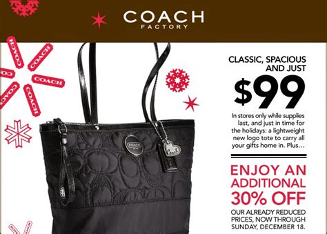 coach outlet printable coupon january 2015 printable coupons coach coupons