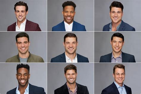 Lessons Ive Learned From Abcs The Bachelorette by Bachelorette 2018 Contestants Becca K S Suitors Are Here