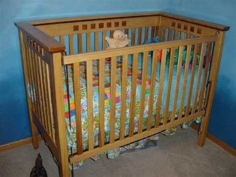 Baby Crib Design Plans by Crib Plans Baby