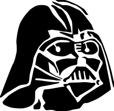 darth vader template darth vader helmet stencil templates darth