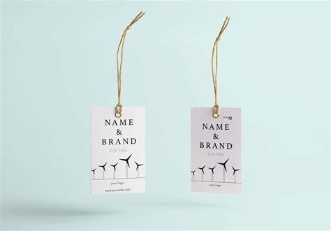 printable price tags for clothes hang tag custom clothing label printable custom labels
