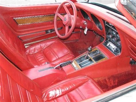 1976 corvette stingray interior img 6698