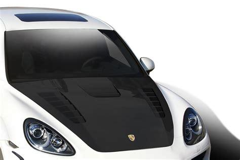 porsche trunk carbon fiber hood body kit for 2011 porsche cayenne 2011