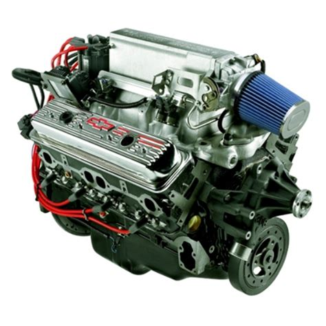 small block chevy crate motor gm performance 12499120 small block chevy ram jet 350