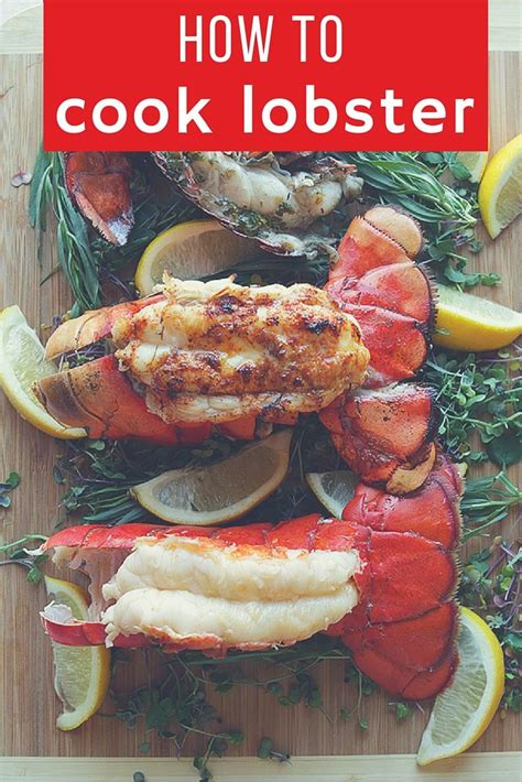top 28 how to cook a lobster frozen lobster tail