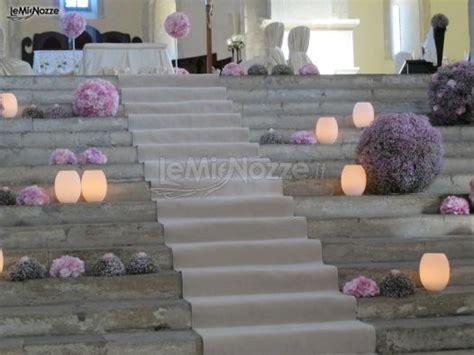 composizione di candele foto 1 addobbi floreali chiesa e cerimonia