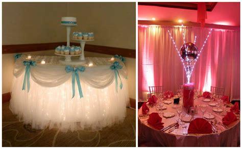 fiesta de promoci 243 n inicial puente piedra restaurant adornos de mesa de promocion adornos de mesa de promocion