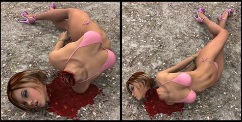 Best Gore Woman Beheaded Sexy Hot Girls Wallpaper