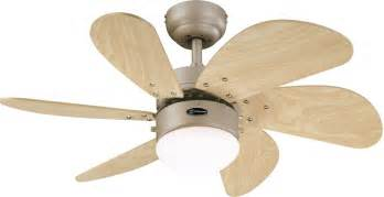 westinghouse ceiling fan turbo swirl titanium 76 cm 30
