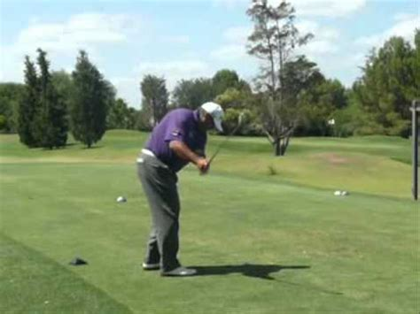 angel cabrera golf swing angel cabrera 3 iron in slow motion youtube