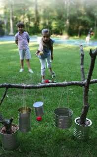 Backyard Camping Activities Awesome Outdoor Diy Projects For Kids