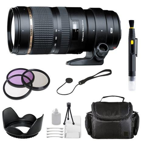 Tamron Sp 70 200mm F28 Di Vc Usd Sony tamron sp 70 200mm f 2 8 di vc usd zoom lens for canon accessory bundle slrhut co uk
