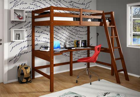 Ebay Bunk Bed With Desk by Study Loft Bed Ebay