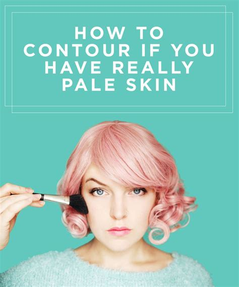 how to choose the right contour shade yourbeautycraze com the 25 best pale skin contour ideas on pinterest