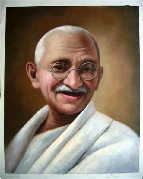 j gandhi jesmail paintings of mahatma gandhi collection