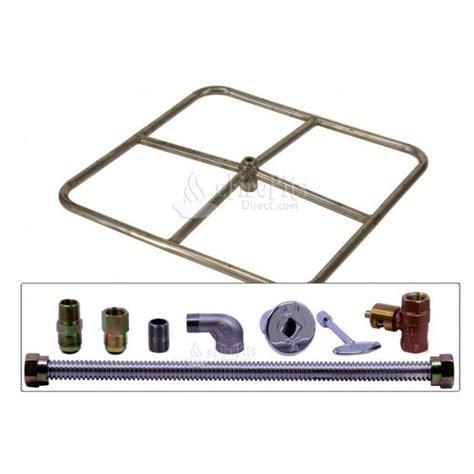 diy pit burner pan pit replacement pan square pit grill ideas