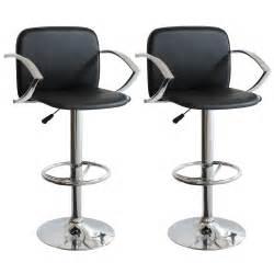 Adjustable Height Bar Stool Amerihome 2 Adjustable Height Bar Stool Set Beyond Stores