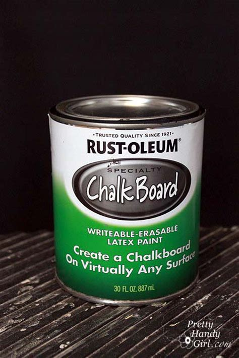 chalkboard paint directions how to make a smooth chalkboard wall for imperfect walls
