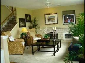 interior your home model home interior decorating part 1