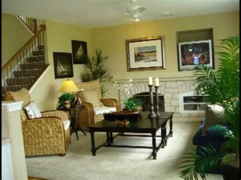 homes decorated model home interior decorating part 1