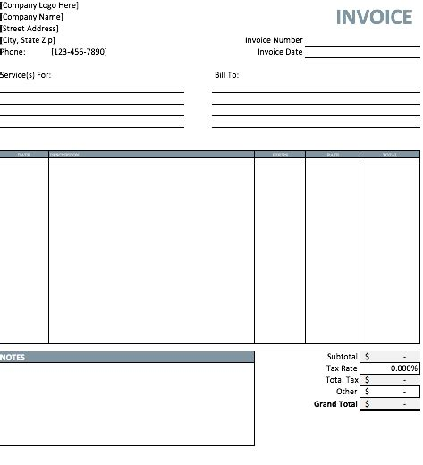 best form templates top 5 best invoice templates to use for business top