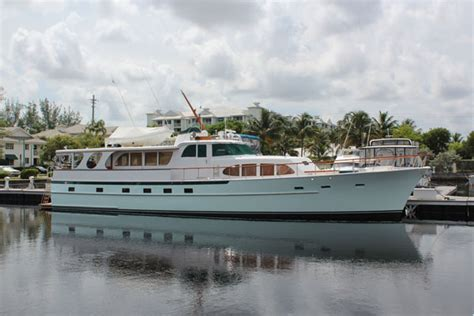 boat salvage yard fort lauderdale burger boat company diane specs