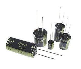 capacitor 47uf 100v bipolar condensadores electroliticos