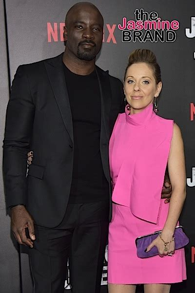 mike colter wife quot luke cage quot star mike colter reacts to criticism for being
