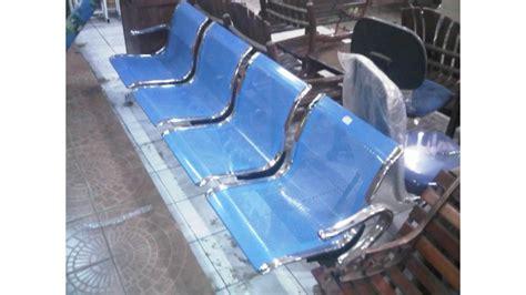 Kursi Tunggu Stainless 3 Dudukan harga kursi tunggu stainless 3 dudukan kt 03