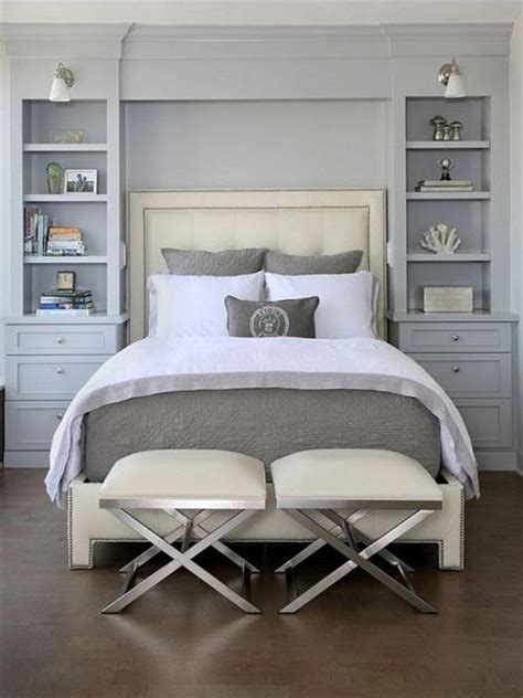 25 best ideas about headboard shelves on bed