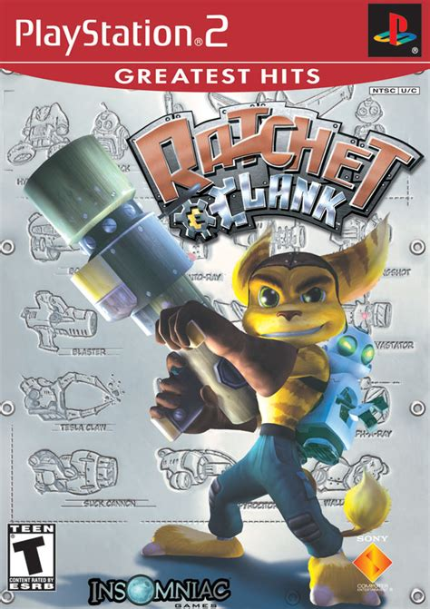 Playstation 3 Hits by Ratchet Clank Box For Playstation 2 Gamefaqs