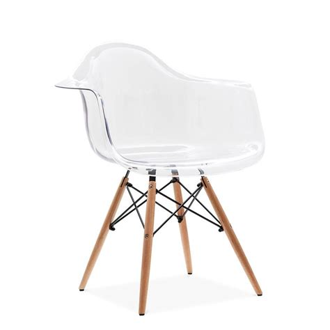 Charles Eames Lounge Chair Design Ideas Iconic Designs Transparent Daw Style Chair Chairs Charles Eames And Style