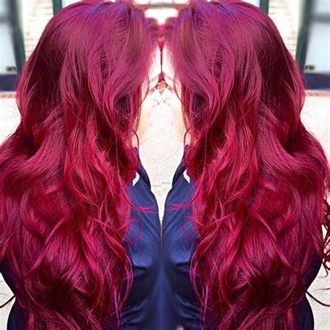 hairstyles for long hair red 25 wavy hairstyles for long hair hairstyles haircuts